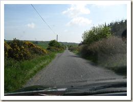 Самая плохая деревенская дорога