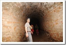 Еще один тоннель.