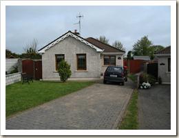 Типичный ирландский домик