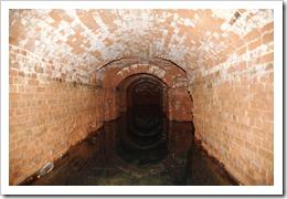 Затопленые коридоры.