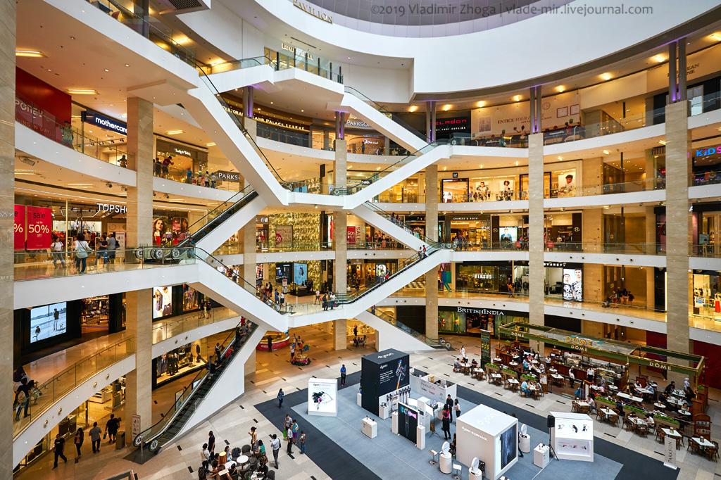 Лучшие места для шоппинга в Куала Лумпуре