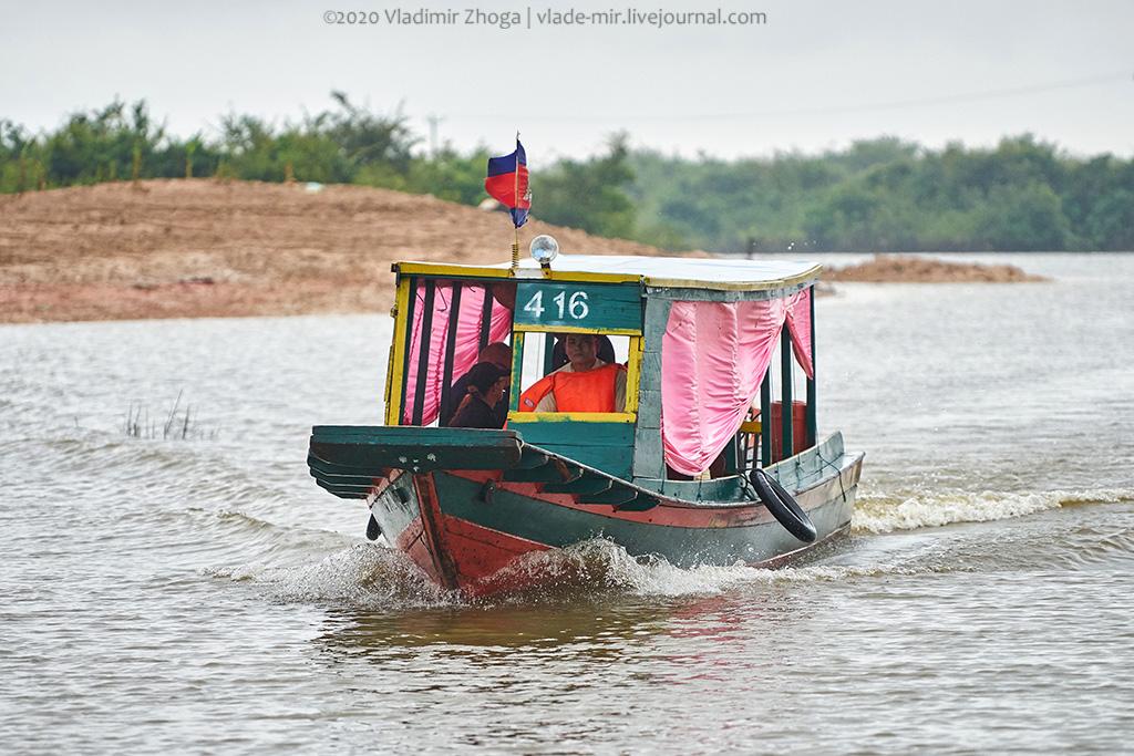 Кхмерзкая жизнь на сваях