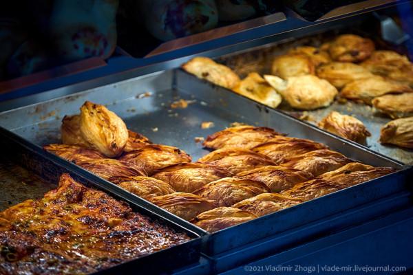 Пастицци или чем перекусить на Мальте