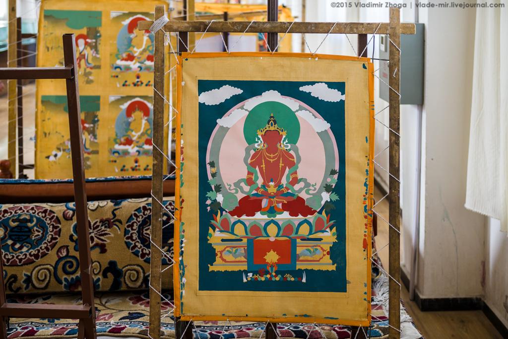 Иконопись по-тибетски