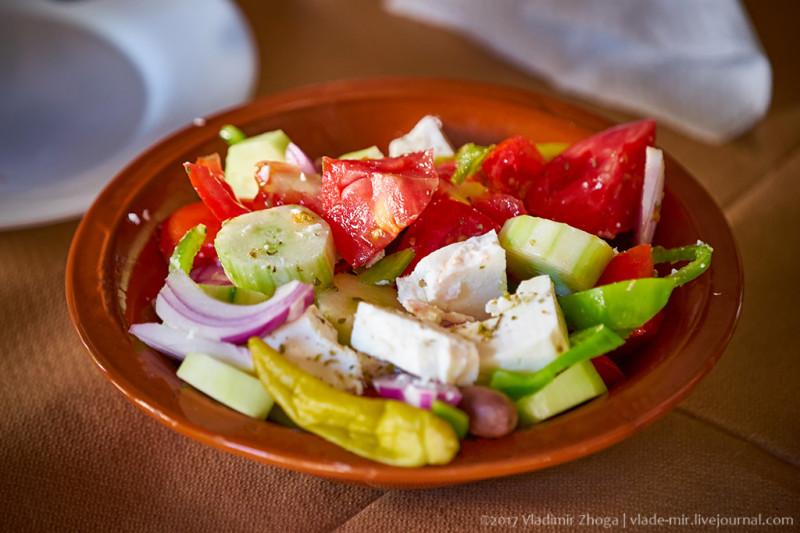 Что такое настоящий «Греческий салат»