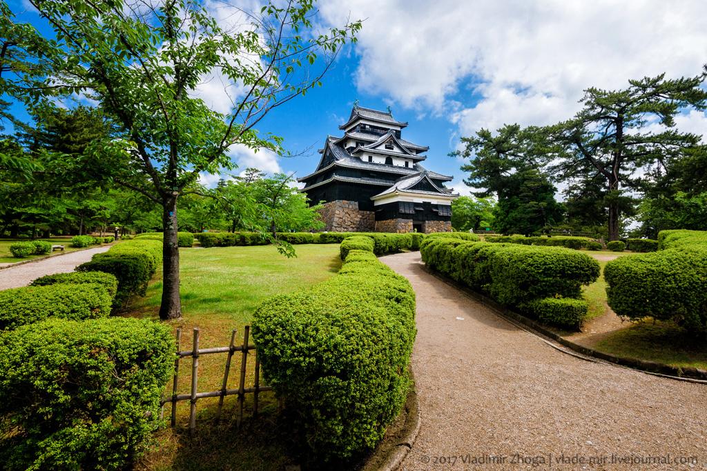 Мацуэ - город самураев