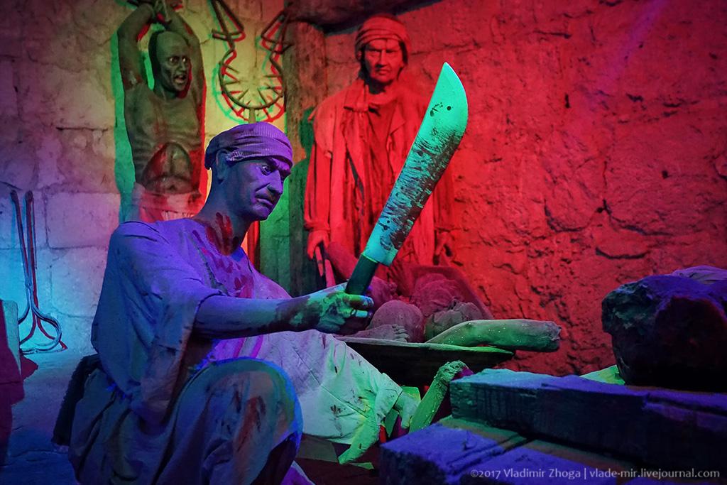 Самый жуткий музей в Мальте