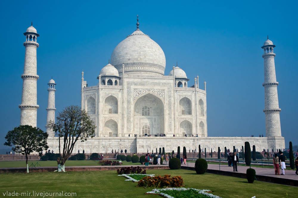 Taj Mahal !!!
