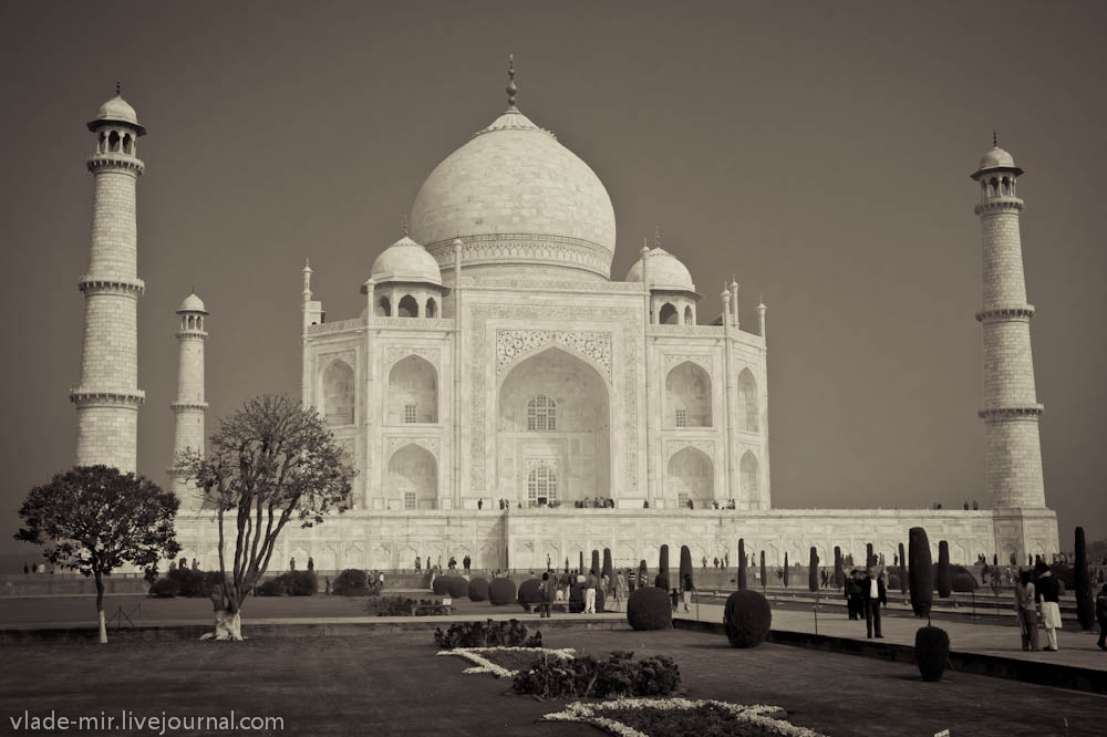 taj mahal black edition