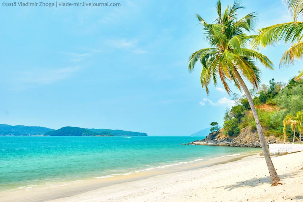 "Лангкави - малайзийский остров ""баунти"""