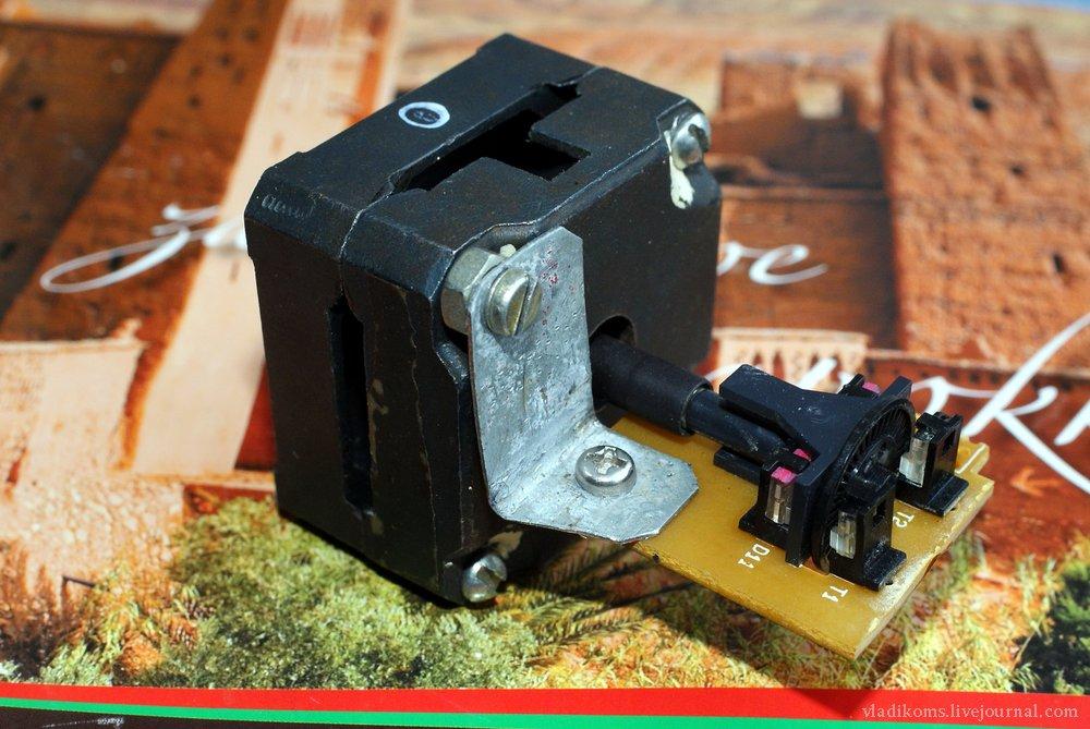 Анемометр своими руками из мышки 708