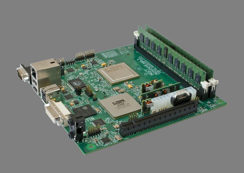Вычислительный модуль Монокуб