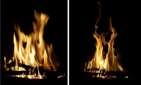 Как правильно фотографировать огонь пули