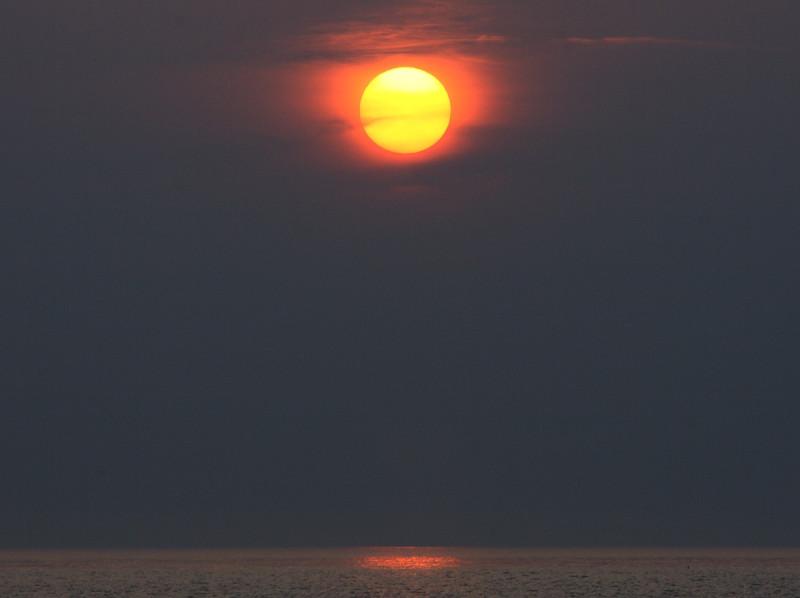 как сфотографировать солнце с лучами на зеркалку рецепт