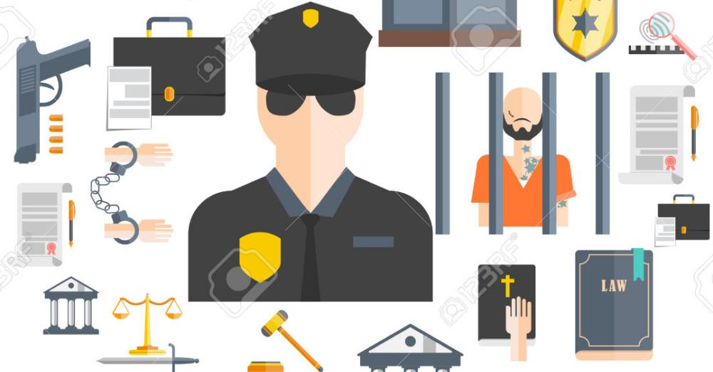 45351772-Justice-and-punishment-concept-with-court-judges-and-police-flat--Stock-Photo.jpg