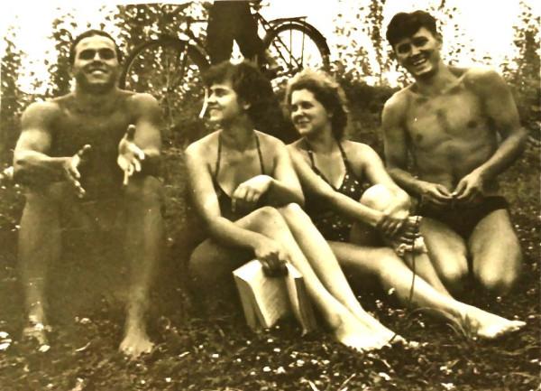 1958 VD&Babkin&girls