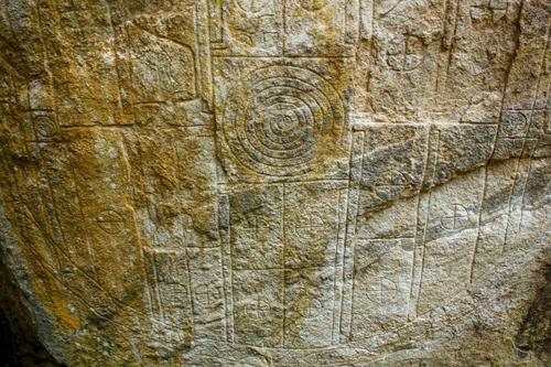 саквала чакрая или звездные врата шри-ланки это круговая диаграмма высеченная на гранитном камне