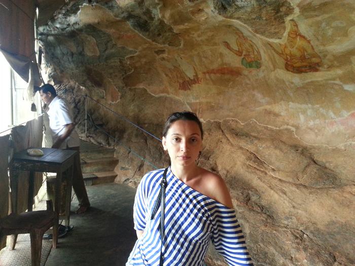 фрески Сигирии