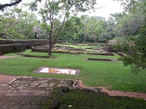 Сады Сигирии
