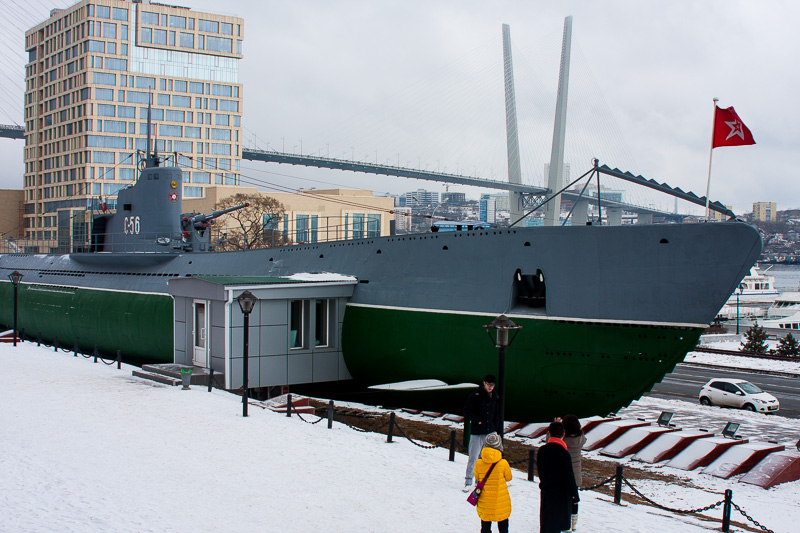 фото владивостока лодок