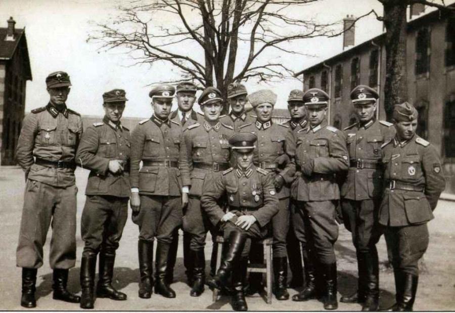 Офицеры РОА