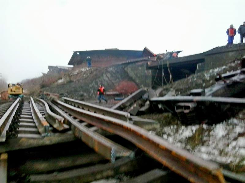 Взрыв на железной дороге (13)