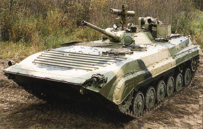 БМП-1 (с гранатометом на башне)