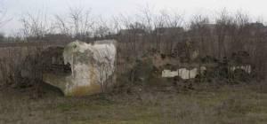 Все, что осталось от дома, в котором в Черниговке жил Покрышкин