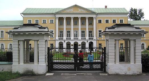 Усадьба Ивановское в 2003 году