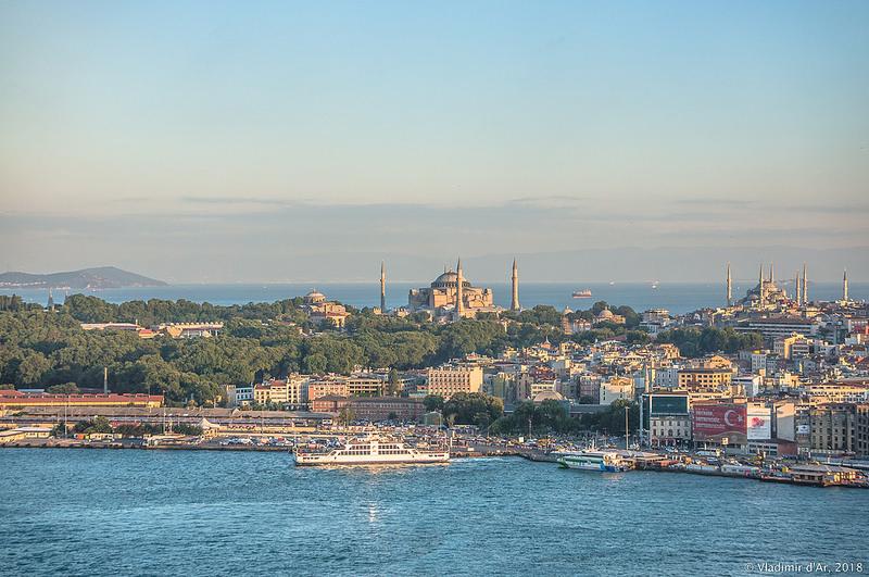 Айя-София. Стамбул