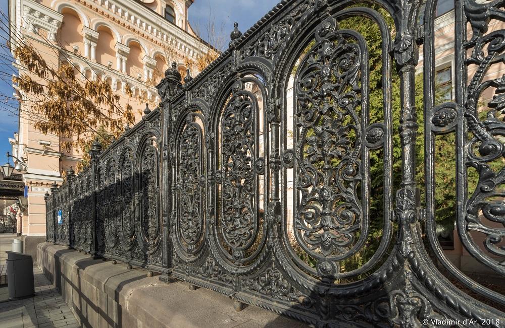 Московское кружево