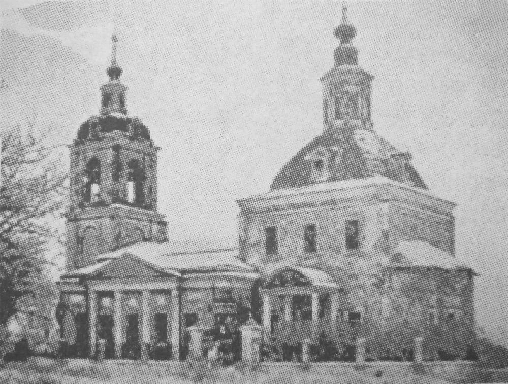 Церковь Воскресения Словущего в Коломенском кремле