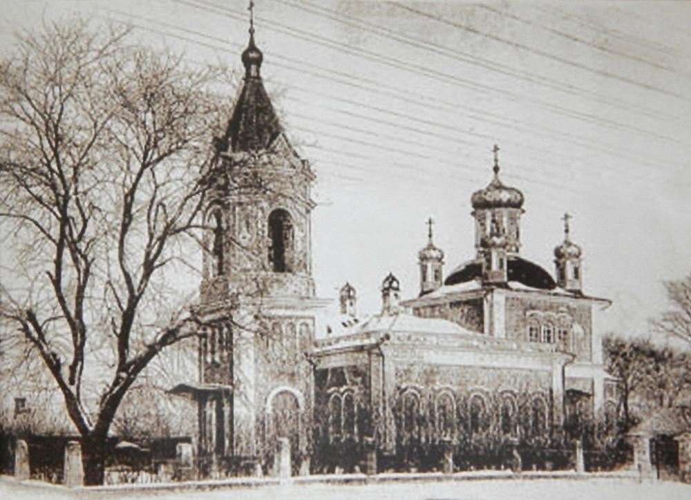 Церковь Николы Гостиного. XIX век.