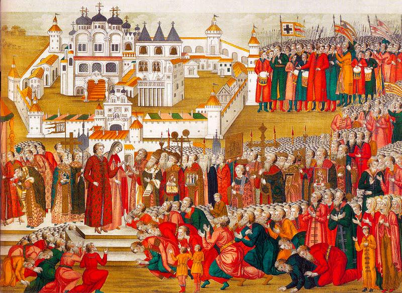 Призвание на царство Михаила Фёдоровича