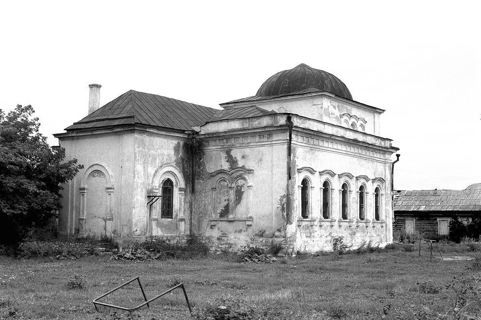 Церковь Николы Гостиного