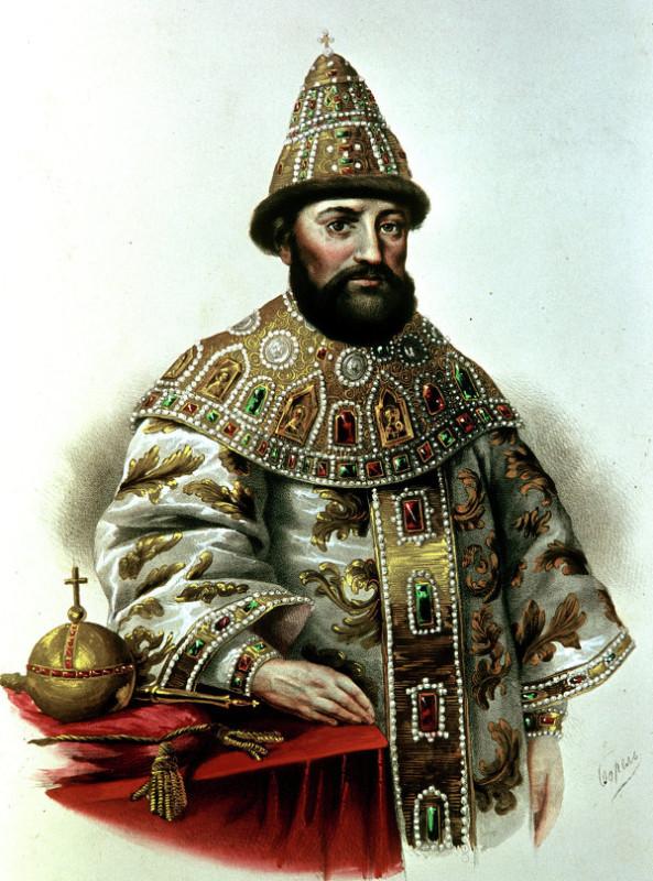 Романов Михаил Федорович