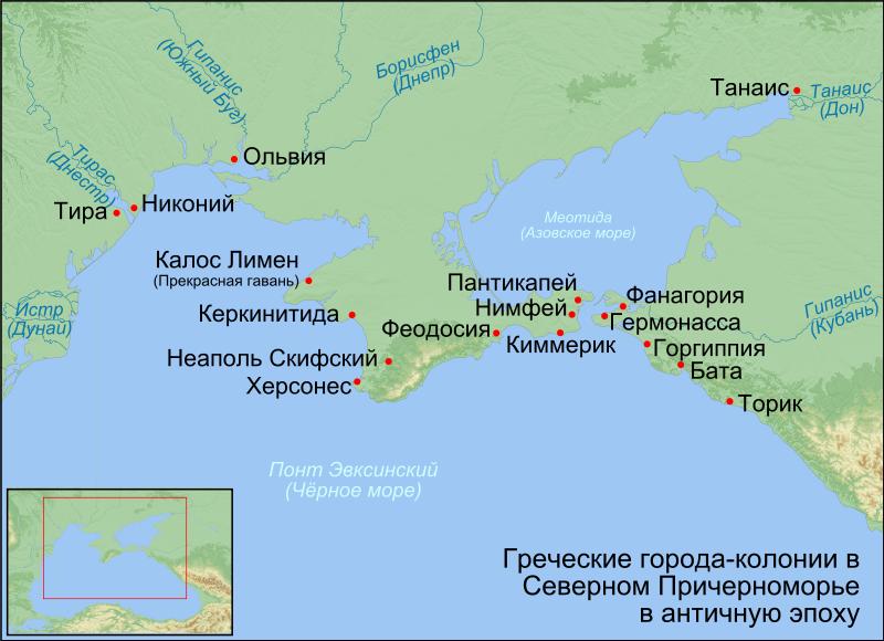 002 - карта Пеллапонеса