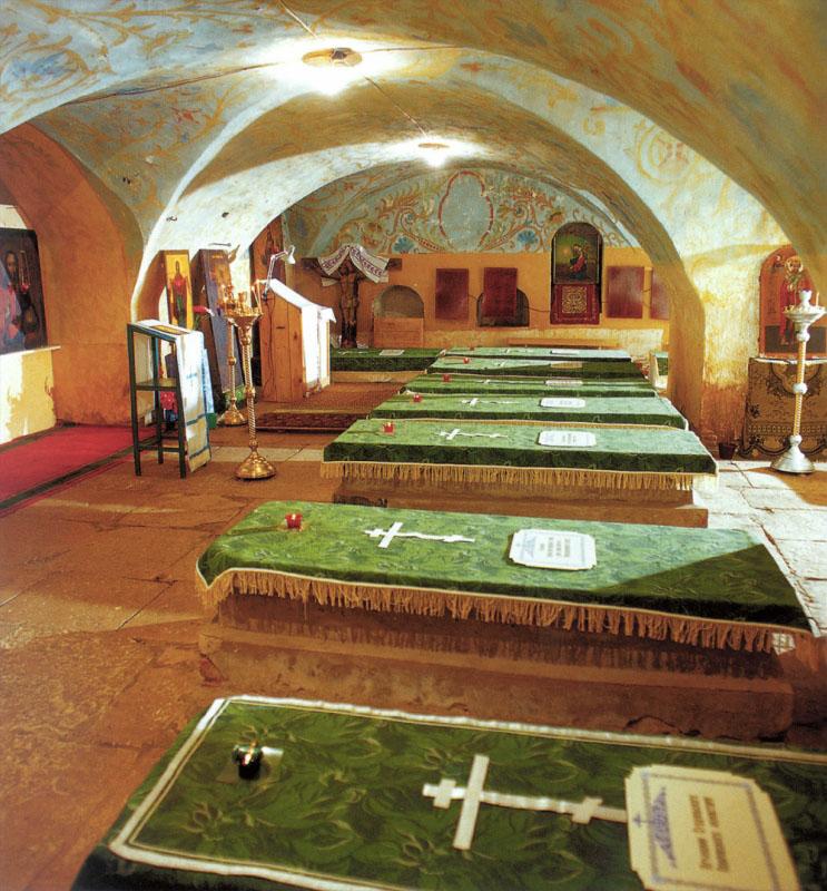 Патриаршее служение в день памяти святителя алексия московского в богоявленском кафедральном соборе г москвы