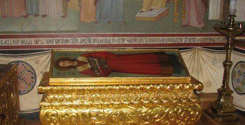 Рака с мощами святого Стефана