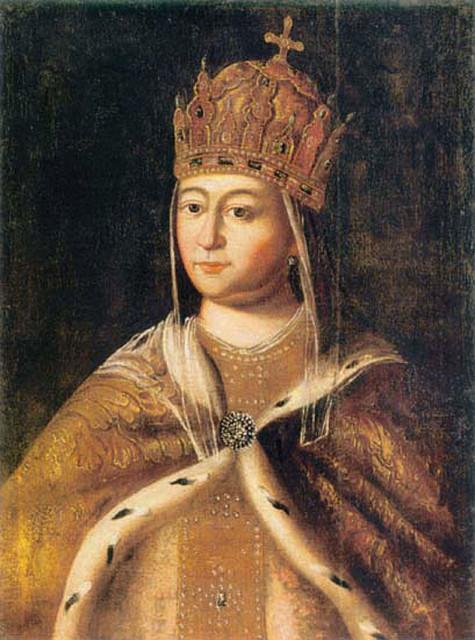 Евдокия Лопухина - первая супруга Петра Первого