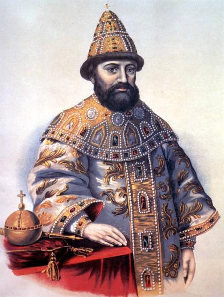 005 - Царь Михаил Феодорович Романов