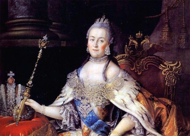 009 - Императрица Екатерина II