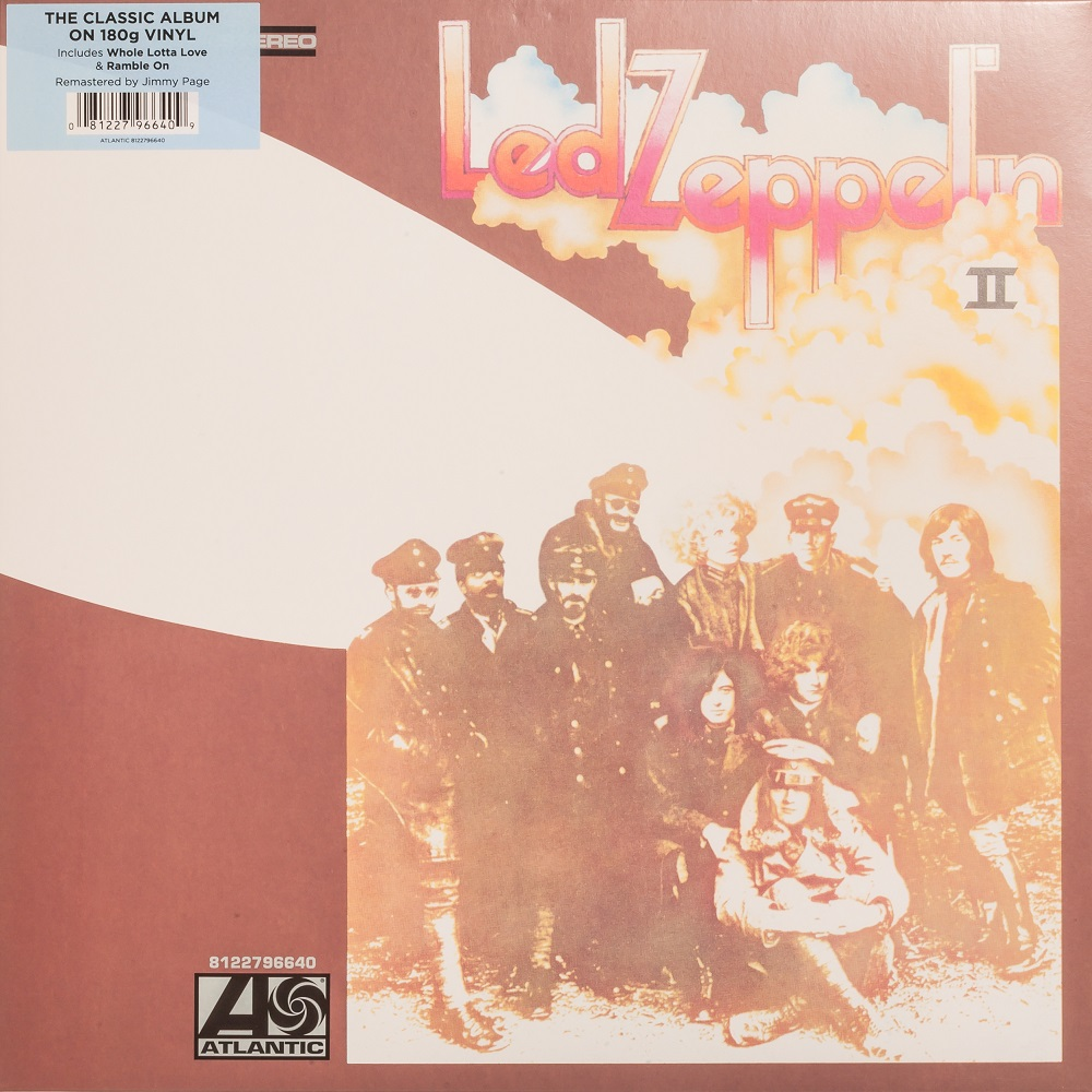 Led Zeppelin II - 2014