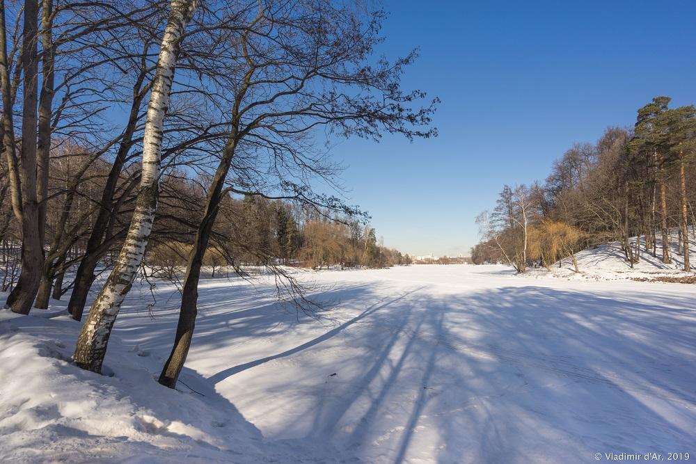 Царицыно - Зимняя рапсодия