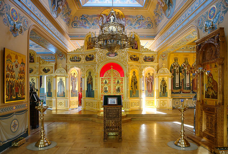 028 - Домовой храм в Митрополичих палатах