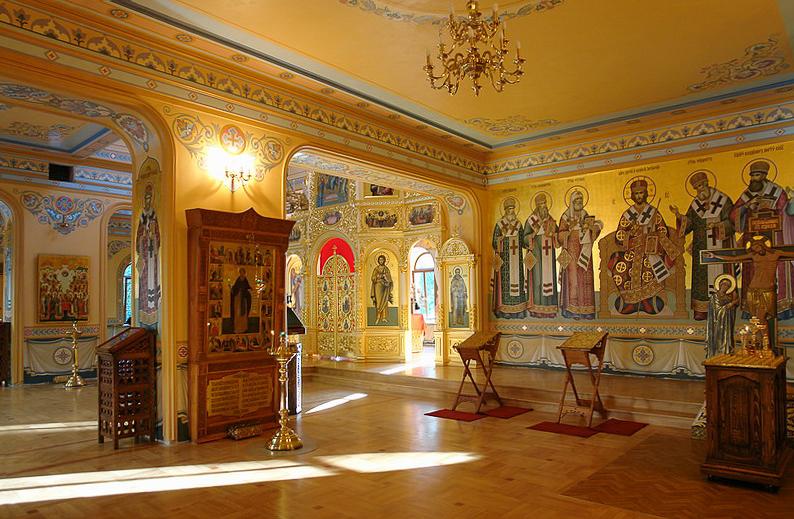 029 - Домовой храм в Митрополичих палатах