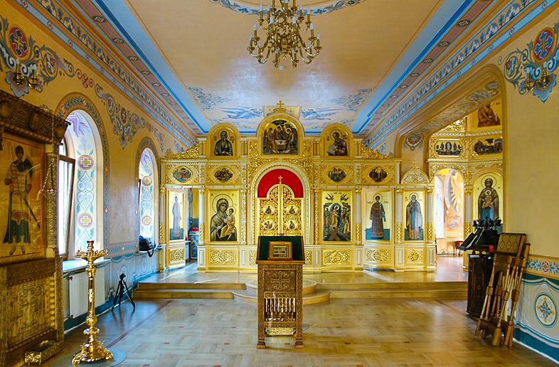 030 - Домовой храм в Митрополичих палатах