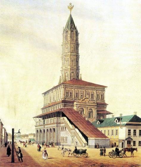037 - Сухарева башня