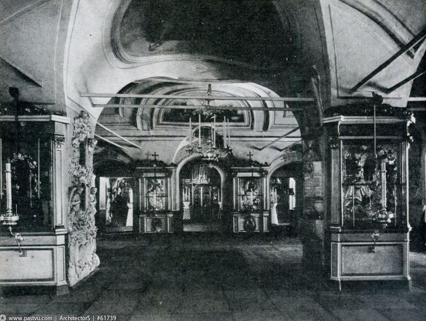 Храм Богоявления Богоявленского монастыря