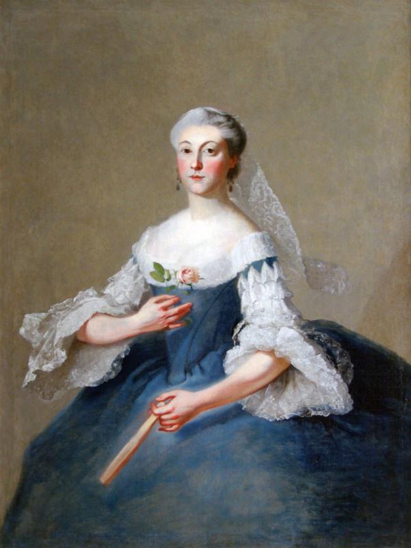 Мария Артемьевна Волынская (1725-1793)